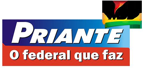 logo Priante5 - Governo Federal confirma construção de Ferrovia no Pará