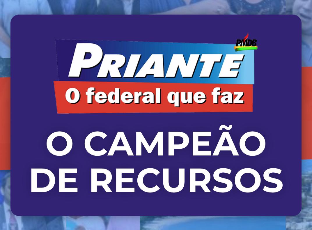 Deputado José Priante
