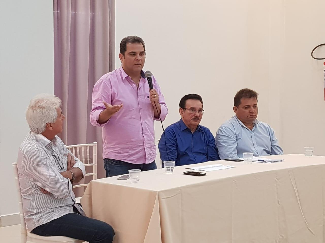 Priante presta contas de recursos destinados para Santarém, Rurópolis e Itaituba