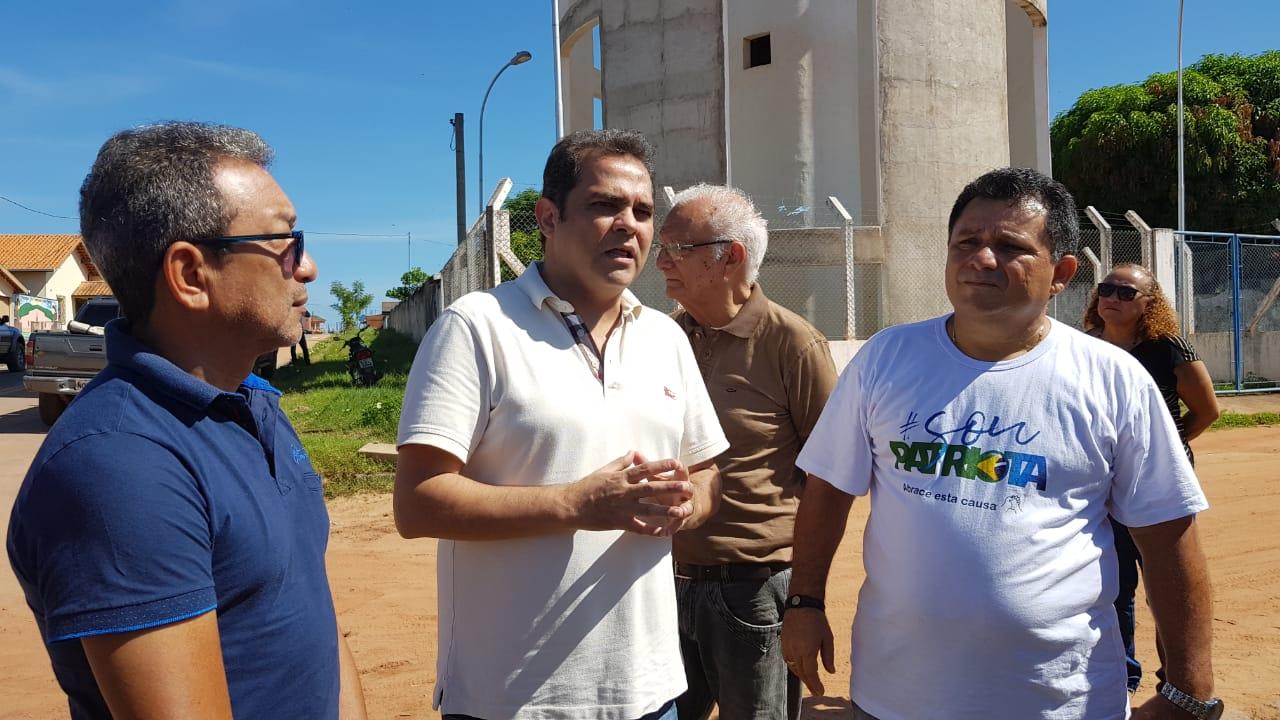 Óbidos e Oriximiná também recebem visita de prestação de contas de Priante