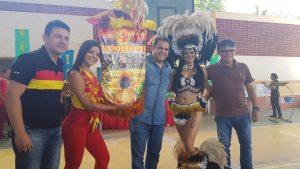 Priante chega a Juruti com recursos de R$ 1,5 milhão para reformar o Tribódromo