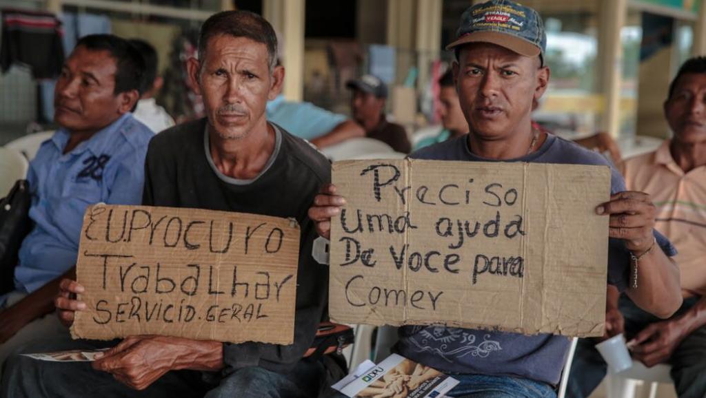 Relatório de Priante aprova recursos para atender refugiados venezuelanos