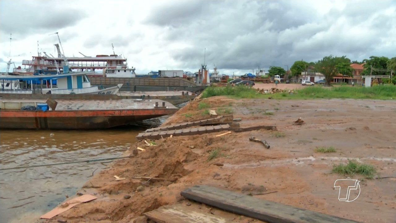 Prefeitura de Santarém lança edital da orla da Vila Arigó