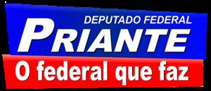 logo priante 300x129 - Prefeituras recebem recursos quePriante conseguiu para Castramóvel