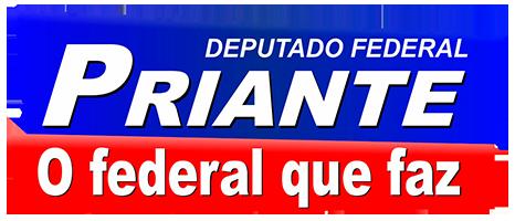 logo priante - Deputado José Priante