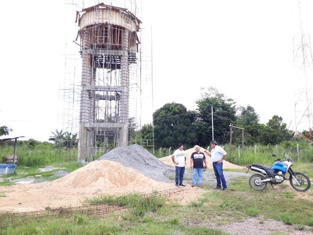 Aveiro, sistema, de água, em obras, Tapajós