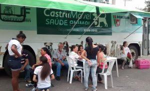 Prefeituras recebem recursos quePriante conseguiu para Castramóvel