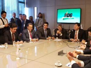 MDB quer que governadoreslutem pela Nova Previdência