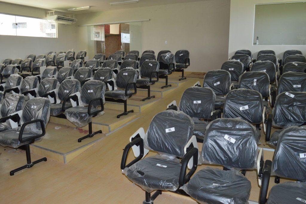 prdio administrativo unid 3 campus marab 25763530107 o 1024x681 - Priante ajuda a modernizar a Universidade  Federal do Sul e Sudeste do Pará