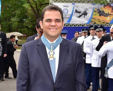 Priante será condecorado pelo Ministério da Defesa