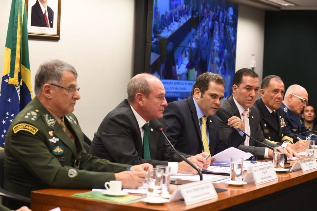 48673812376 d61465b790 o 1024x682 - Priante garante que PMs e bombeiros serão incluídos na reforma dos militares