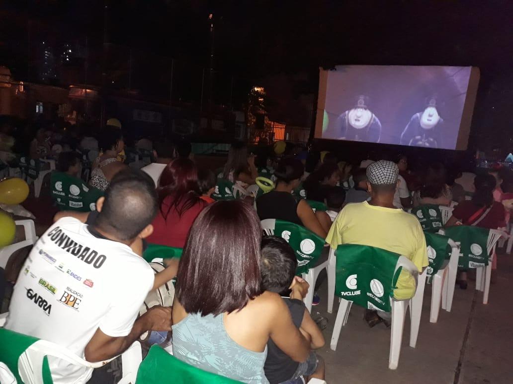 Priante leva cinema brasileiro a sete cidades do Pará