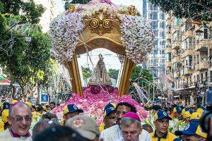 Belém já vive o clima do Natal dos paraenses, o Círio de Nossa Senhora de Nazaré