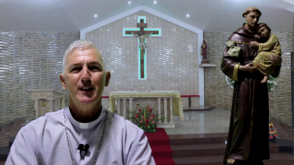 WhatsApp Image 2019 11 06 at 13.15.20 1024x576 - Papa cria Arquidiocese de Santarém e  nomeia Dom Irineu Roman como arcebispo