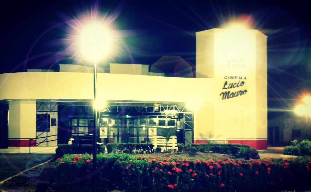 Cinema Lúcio Mauro, construído com ajuda do deputado José Priante, será reinaugurado em Altamira.